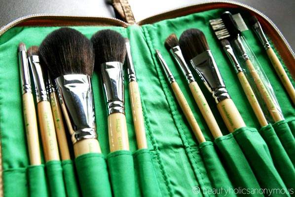SILK by Royal and Langnickel Makeup Brush Set