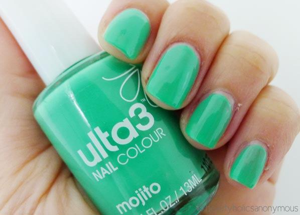 Ulta3 Nail Polish in Mojito