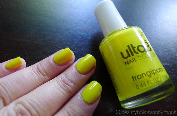 Ulta3 Nail Polish in Frangipani