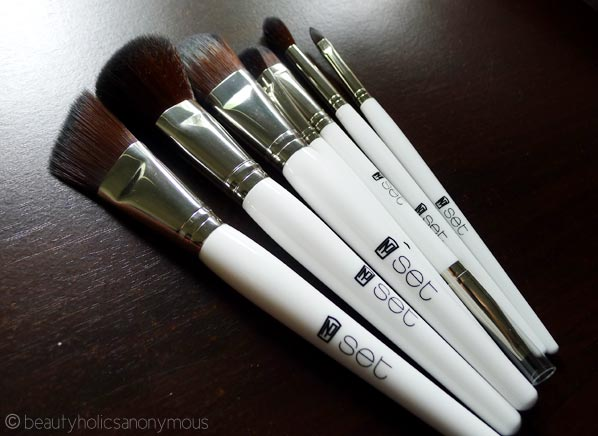NP Set Makeup Brushes