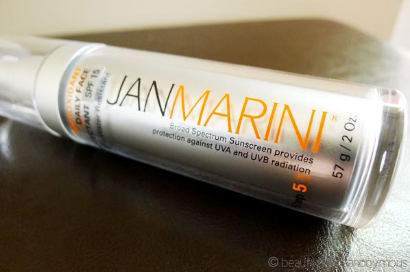 Jan Marini's Antioxidant Daily Face Protectant SPF15