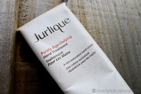 Jurlique Purely Age Defying Hand Treatment