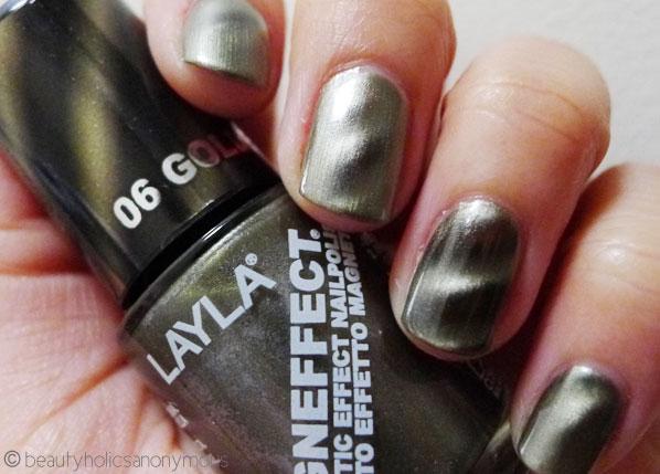 Layla Magneffect Magnetic Nail Polish