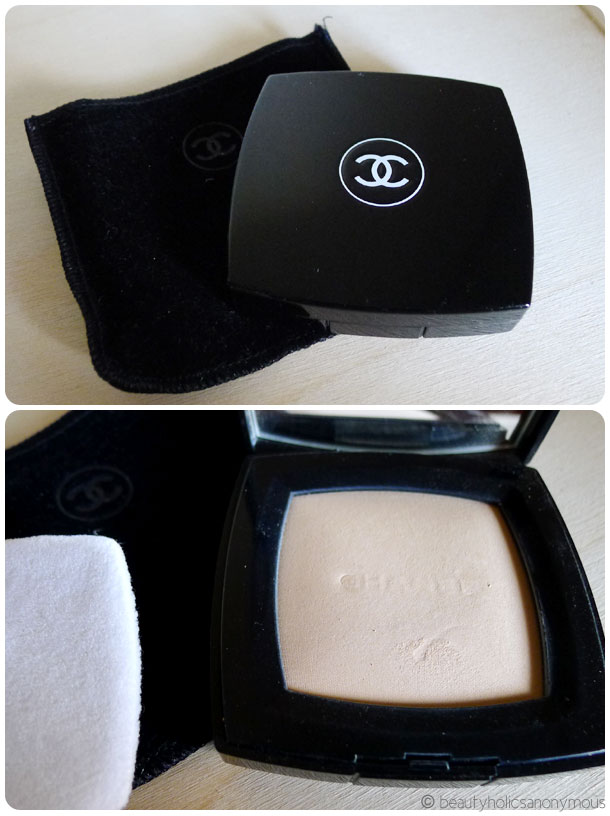 Chanel Poudre Universelle Compacte Natural Finish Pressed Powder in 30 Naturel - Translucent