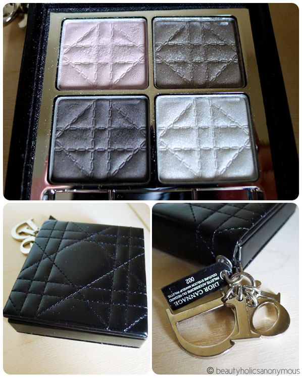 Dior Cannage Couture Eyelook Makeup Palette in 002
