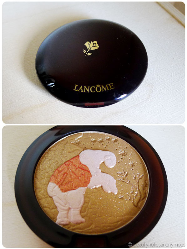 Lancome Poudre Elephant Teint Bronzer Powder in 01 Sunny Manorama