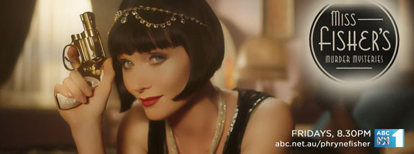 New Telly Addiction: Miss Fisher's Murder Mysteries