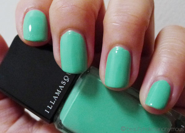Illamasqua Nail Varnish In Nomad