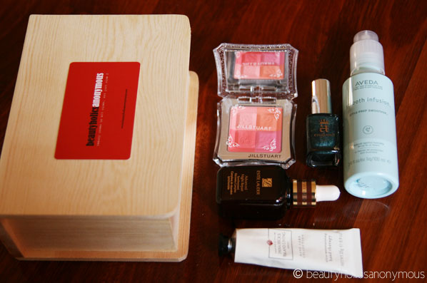 Beauty Box Beautyholics Anonymous Style