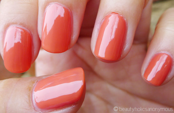 Lancome Vernis in Love 105M Corail In Love