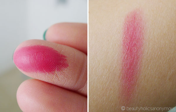 Les Merveilleuses Laduree Pressed Cheek Color in No.11 Swatch