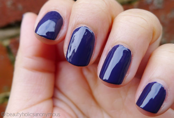 Essie 2012 Resort Collection: No More Film