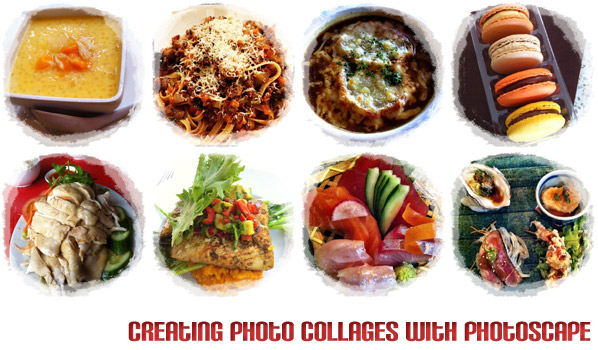 Bloggie Wednesdays: Creating Photo Collages with Photoscape