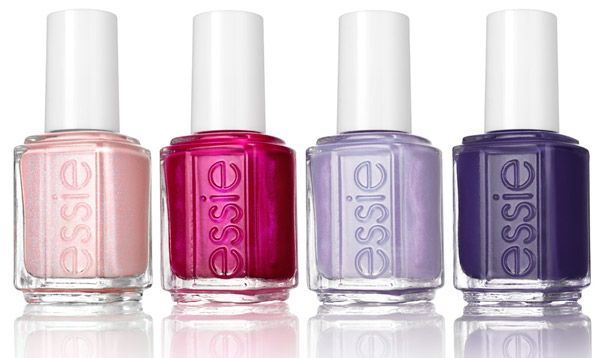 Essie 2012 Resort Collection