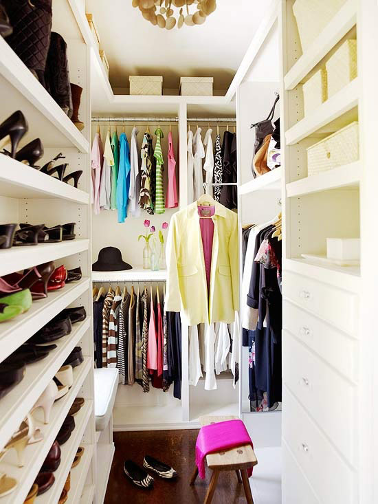 List of Lusts: More Walk-In Wardrobes