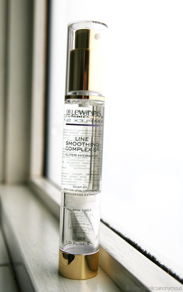 Dr Lewinns Line Smoothing Complex S8 Super Hydrator