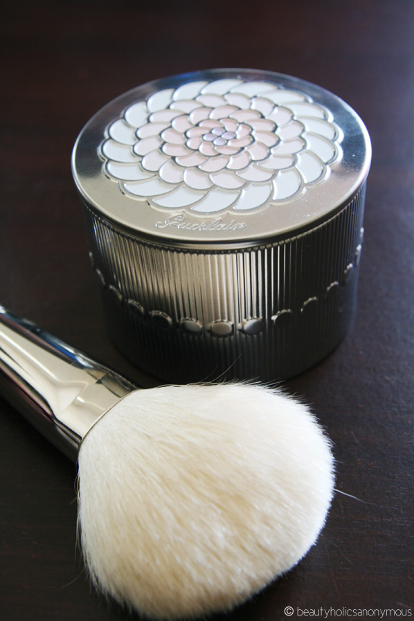 Guerlain Meteorites Perles Illuminating Powder in Teint Rose