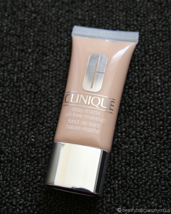 Matte Matters With Clinique S Stay Matte Oil Free Makeup