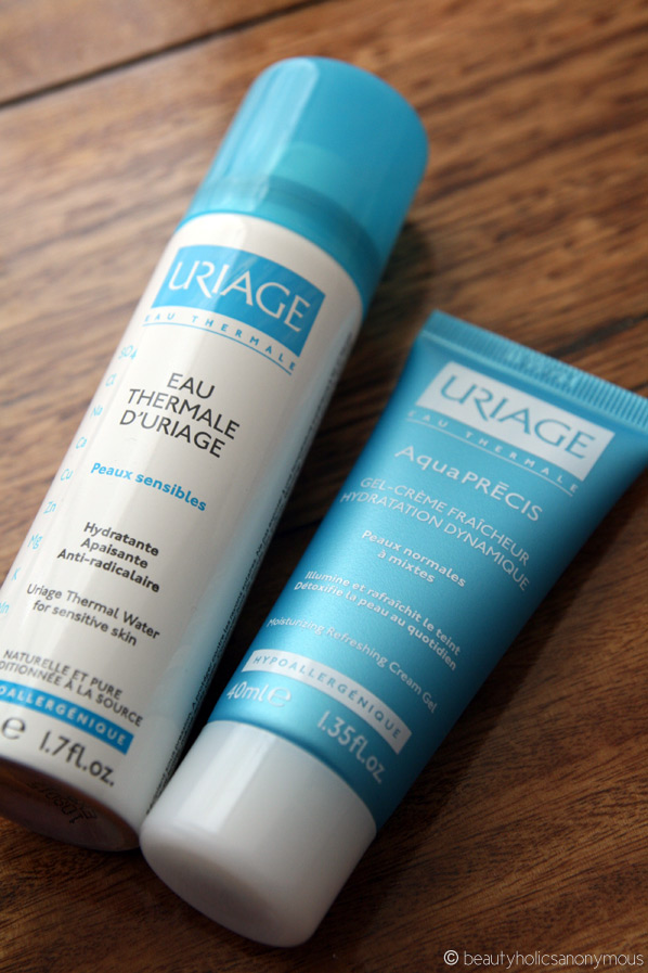 Flash Giveaway Day #7: Uriage Aqua Precis Skincare Packs