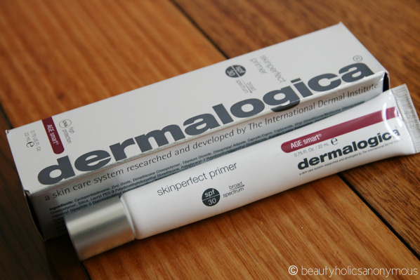 Flash Giveaway Day #3: Dermalogica SkinPerfect Primer