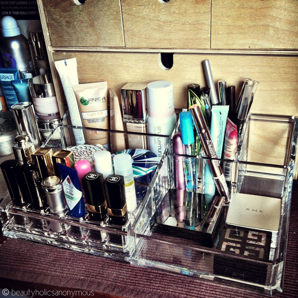 My Makeup Caddy