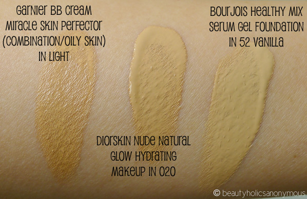 Diorskin Nude Skin-Glowing Foundation by Dior #9