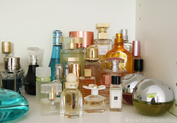 Perfume or Body Splash