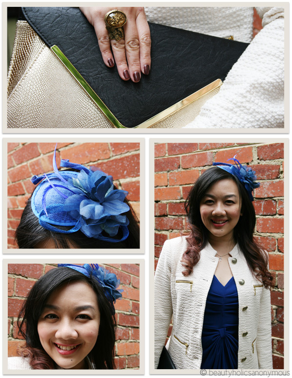 The One Where I Wore A Fascinator For The First Time