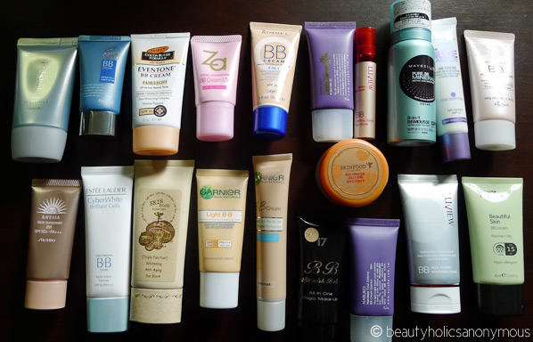 BB Cream Collection