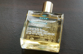 The Oil with the Midas Touch: NUXE Huile Prodigieuse Multi-Usage Dry Oil