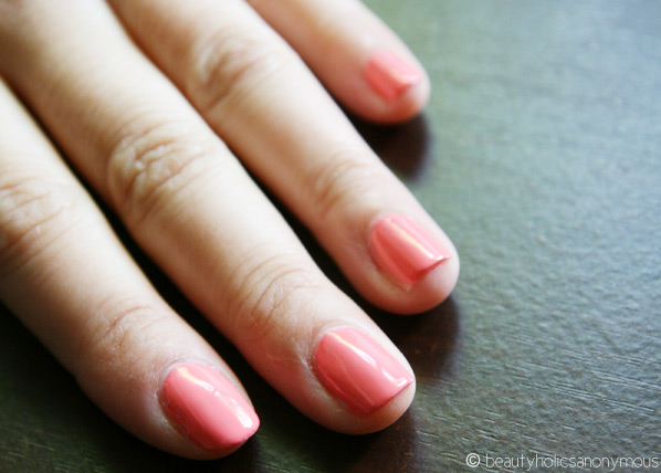 Darling Nail Polish in Bellini
