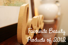 Beautyholics Anonymous' Favourite Beauty Products of 2012