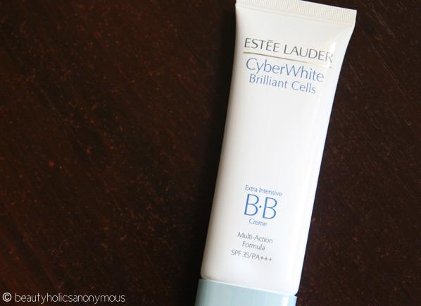 Estee Lauder CyberWhite Brilliant Cells Extra Intensive BB Creme