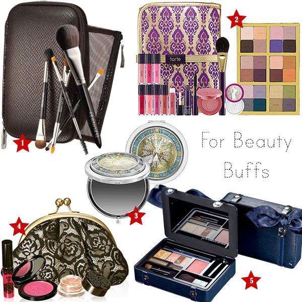 Holiday Gift Ideas: Beauty Buffs