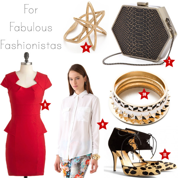 Holiday Gift Ideas: Fab Fashionistas