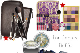 Holiday Gift Guide: For Beauty Buffs, Fab Fashionistas, Chic Geeks & Trendy Travelistas