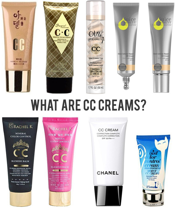 What Are CC Creams?