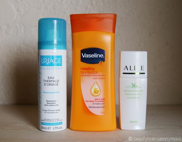Suncare Essentials