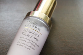 Estee Lauder Advanced Time Zone Age Reversing Line/Wrinkle Hydrating Gel Oil-Free: He Who Must Be Renamed Because It's Too Long