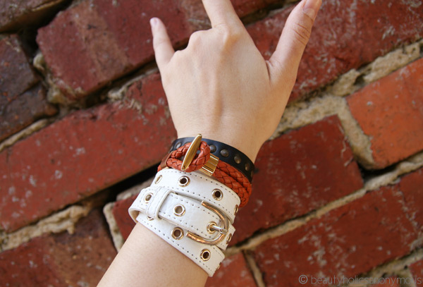 Brace Me, Cuff Me, We're Having an Arm Party!