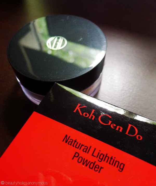 Koh Gen Do Maifanshi Natural Highlighting Powder
