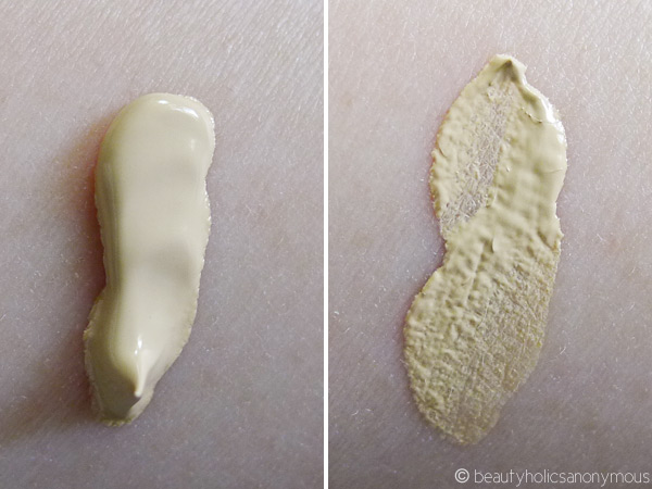 Chanel CC Cream Swatch