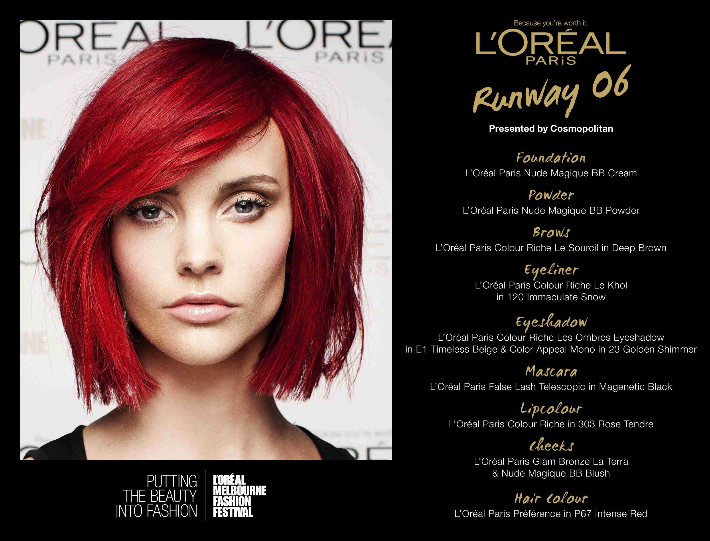 Loreal preference 666 ombre color red transfashions blog of hair loreal feria hair color chart brown dark brown hairs dark brown hairs nvjuhfo Image collections