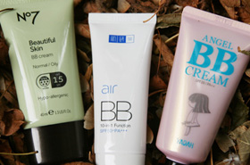 BB Creamology: Yadah, Hada Labo and No7