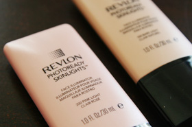 Revlon PhotoReady Skinlights Face Illuminators Make My Skin Shine (In A Good Way!)