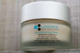 Cosmetic Skin Solutions Day Moisturizing Creme Is Another CSS Winner