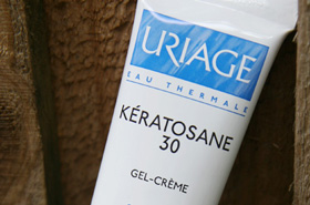 Uriage Keratosane 30 Gel Creme, You Feet Saver, You!