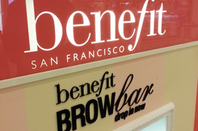 Beauty Experience: Benefit Brow Bar @ Chadstone