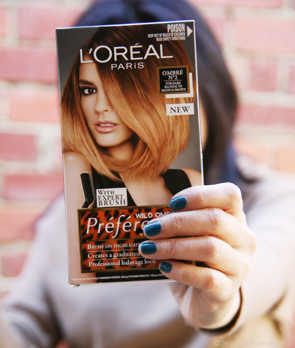 L'Oreal & Beautyholics Anonymous: A Wild Ombré Workshop Just For You!