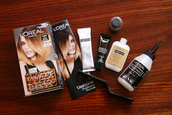 L'Oreal Wild Ombré Hair Colour Workshop Competition Winners!